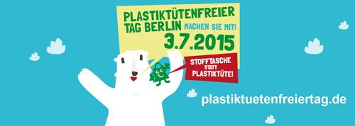 Logo plastiktuetenfreier Tag