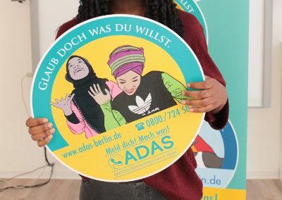 ADAS – Anlauf- & Fachstelle Diskriminierungsschutz an Schulen