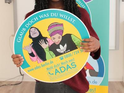 ADAS – Anlaufstelle für Diskriminierungsschutz an Schulen