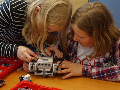 Roberta – Lernen mit Robotern