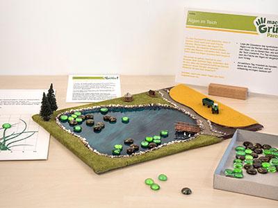 mach Grün! Parcours für Nachhaltigkeitskompetenzen