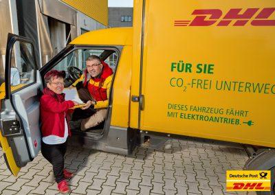 Deutsche Post DHL Niederlassung Paket Berlin