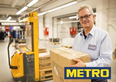 METRO Deutschland GmbH Standort Berlin-Marienfelde