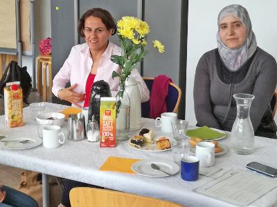 Career Café für Frauen aus allen Kulturen