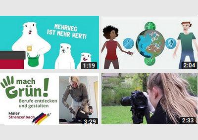 Videos zu Umweltbildung und Klimapolitik