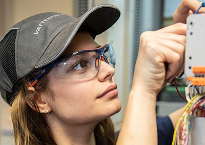 EnterTechnik. Technisches Jahr für junge Frauen