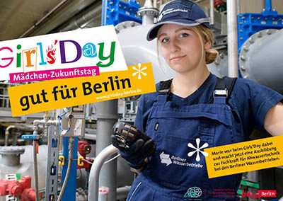 Berliner Landeskoordination für den Girls'Day