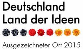 logo deutschland land der ideen