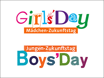 Logo Girlsday Boysday