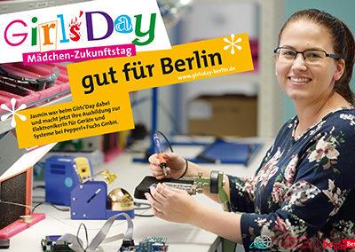 Berliner Landeskoordination für den Girls'Day