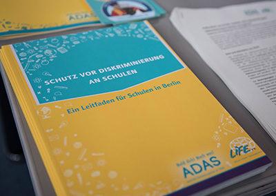 Publikationen zum Thema Diskriminierungsschutz und Diversität