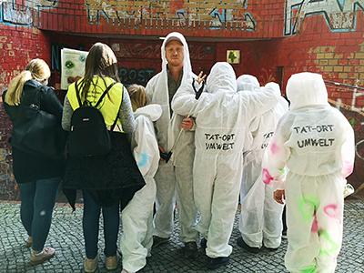 Zero Waste in der Neustadt Spandau