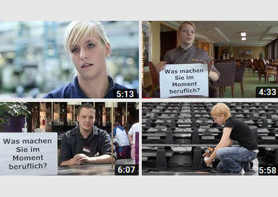 Berufe-Videos