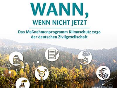 LIFE e.V. ist Mitglied der Klima-Allianz Deutschland