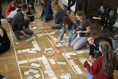 """Feriencamp für Jugendliche: """"Mobilität der Zukunft"""""""