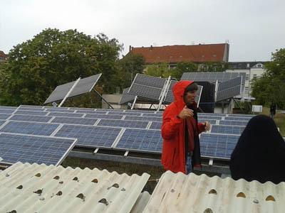 Exkursion: Nachhaltigkeit und Ökologie in Tempelhof
