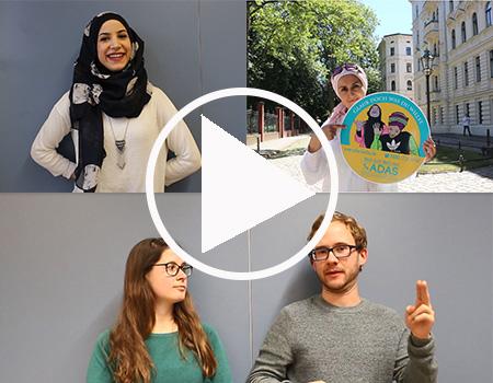 Videos zum Thema Diskriminierungsschutz und Diversität