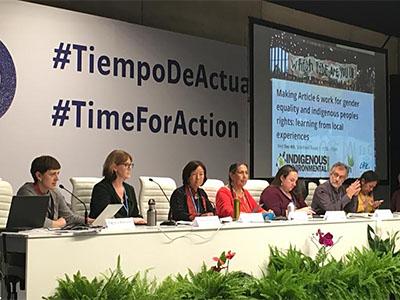 UN-Klimakonferenz in Madrid – Nicht ohne uns!