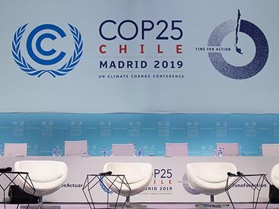 Pressemitteilung zur Klimakonferenz in Madrid