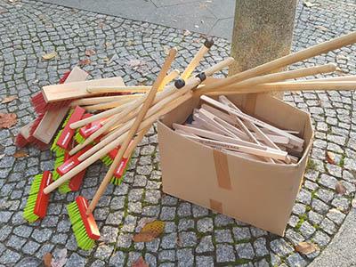 Clean Up, Spandau! Gemeinsam Müll sammeln für einen schöneren Kiez