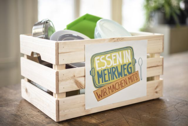 Green Lunch Challenge – Gemeinsam für weniger Verpackungsmüll beim Lunch-To-Go!