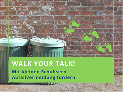 Online Workshop: Walk your Talk!