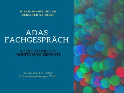 ADAS-Fachgespräch