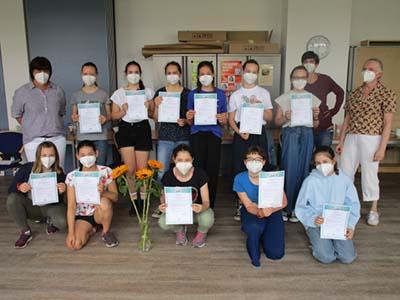 Ein Jahr durchgezogen trotz Pandemie