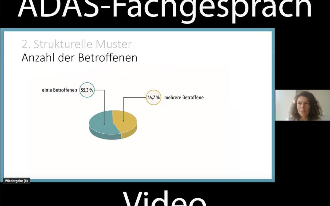 Video ADAS-Fachgespräch