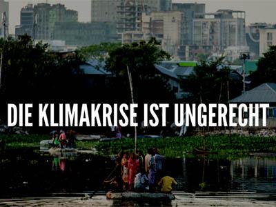 Neue Bundesregierung muss für Klimagerechtigkeit eintreten